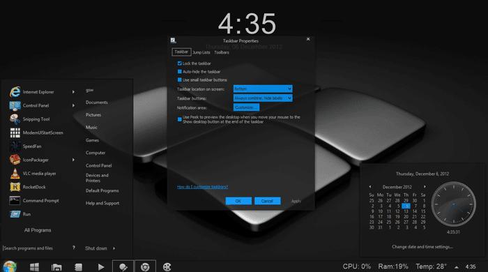 Nature HD theme for Windows 10 Windows 8 and Windows 7