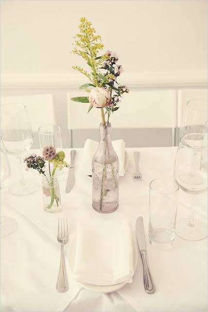 decoración bodas vintage
