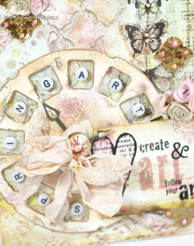 Sizzix Tim Holtz Picture Wheel die