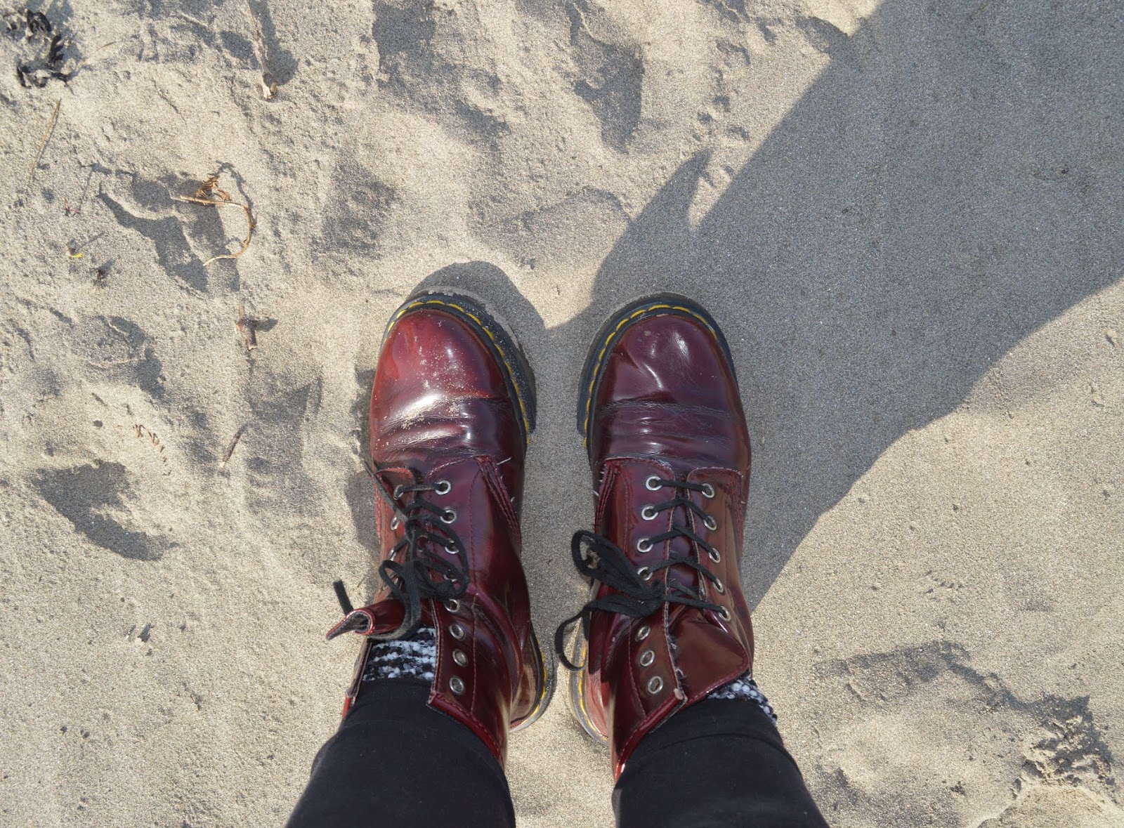 Newport Sands, Pembrokeshire, Wales, UK, Travel, Traeth Mawr, family fun, doc martens, sand