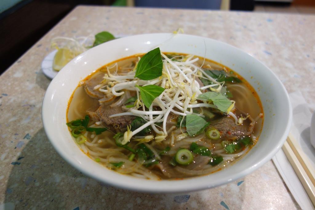 brisbane, food, pho, AJ, vietnamese
