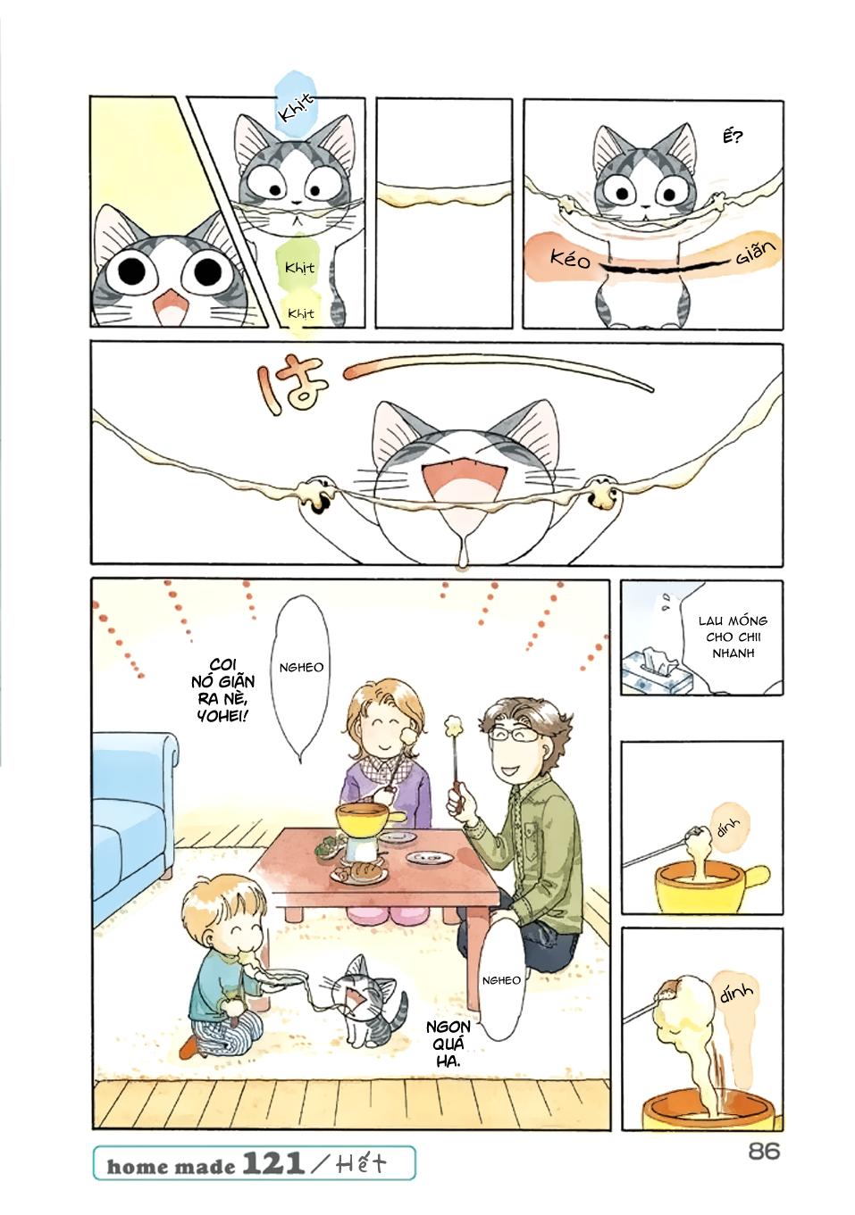 TruyenHay.Com - Ảnh 8 - Chii's Sweet Home Homemake 121