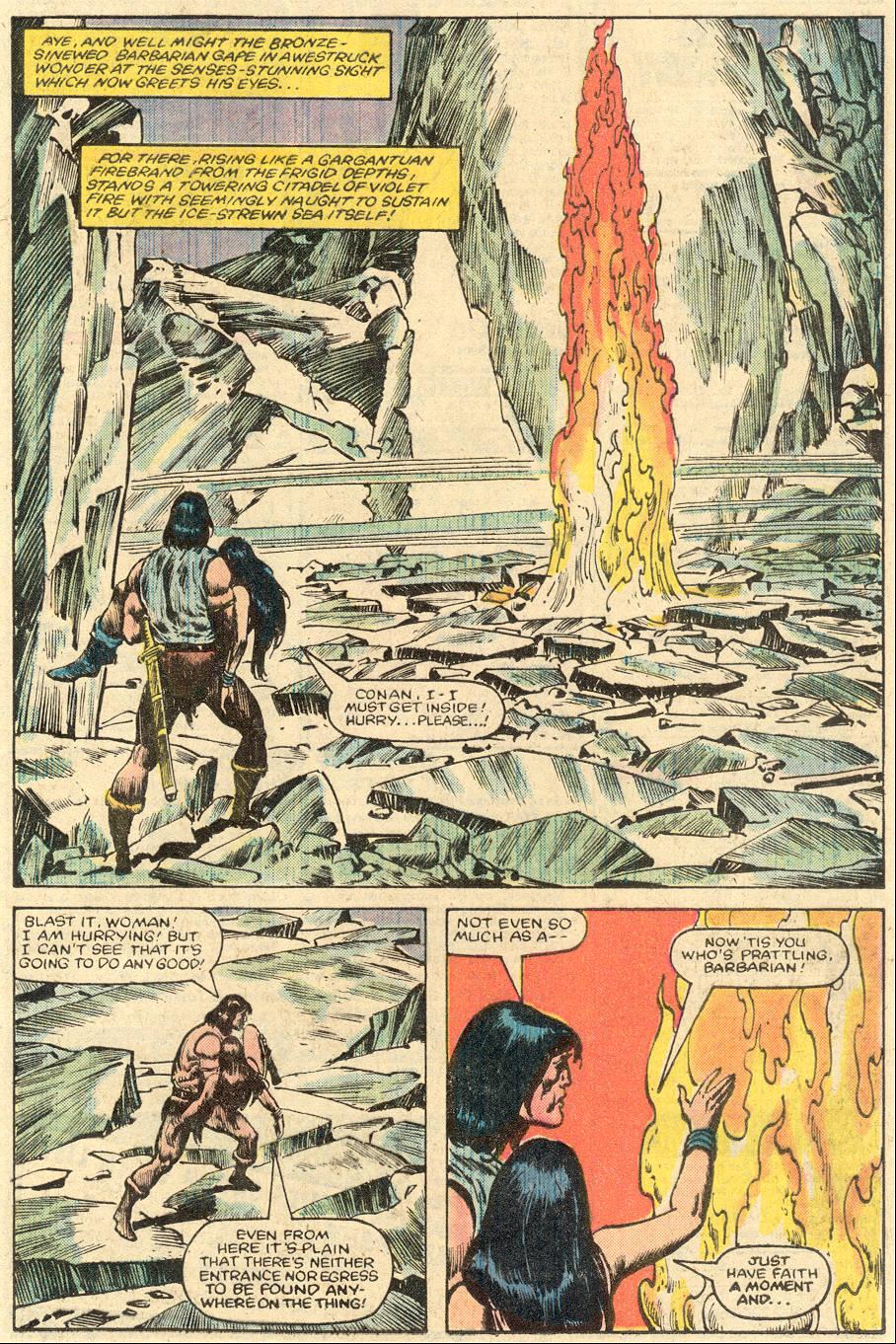 Conan the Barbarian (1970) Issue #150 #162 - English 16