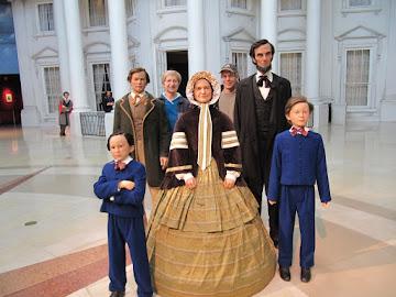 Abraham Lincoln Museum, Springfield - 1er avril