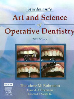 Sturdevant's Art and Science of Operative Dentistry - 5th Edition