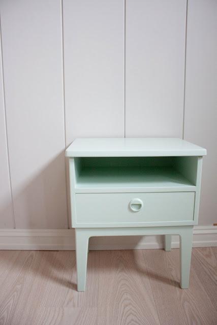 Fruehuset: Nytt, gammalt nattbord