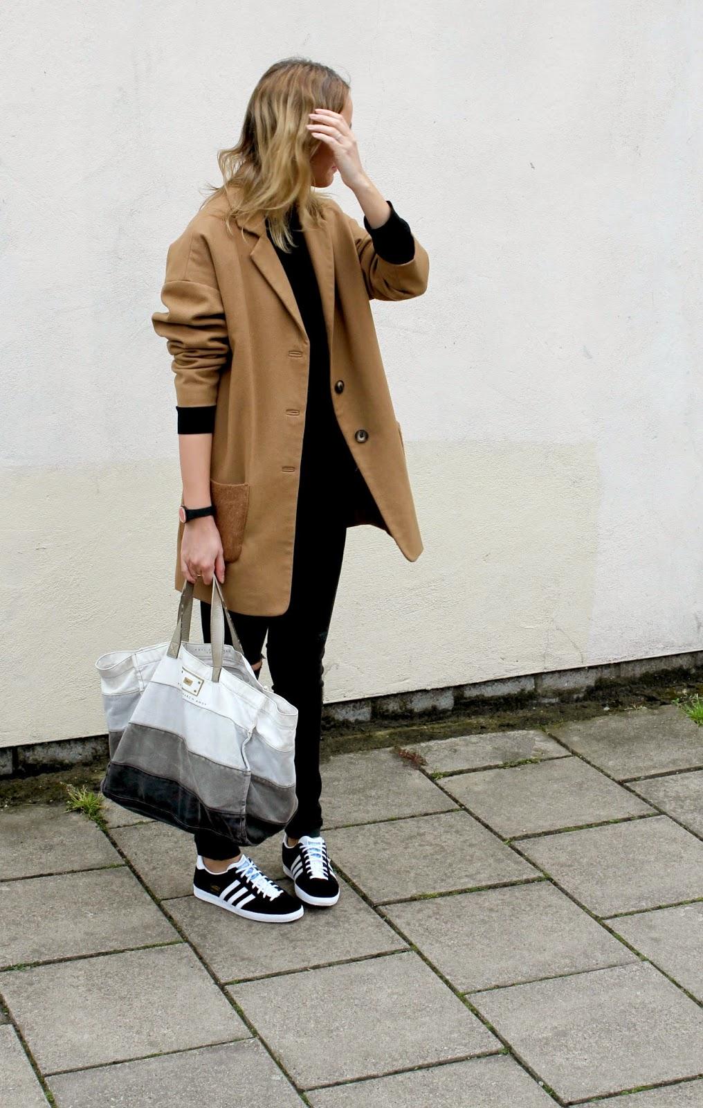 Gazelle Adidas Outfit