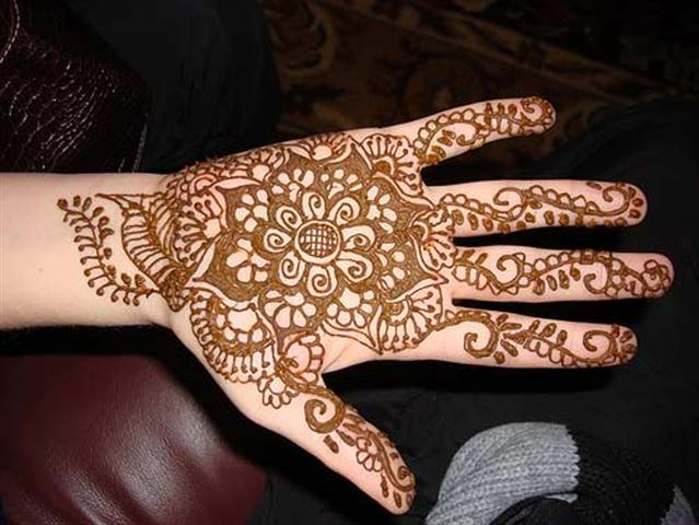 arabic designs of mehndi