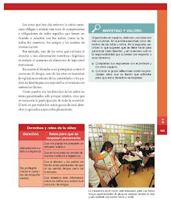 Los retos de la niñez mexicana - Historia Bloque 5to 2014-2015