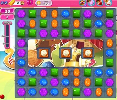 Candy Crush Saga 792