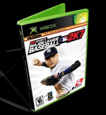 Major League Baseball 2K7 [NTSC-U] [3.95GB]