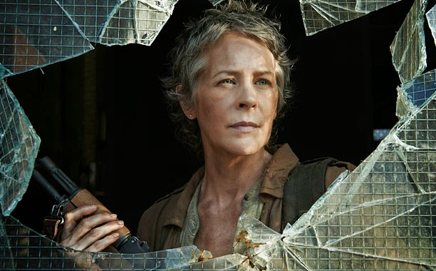 The Walking Dead Season 5 Episode 6: Consumed, TWD, carol, daryl