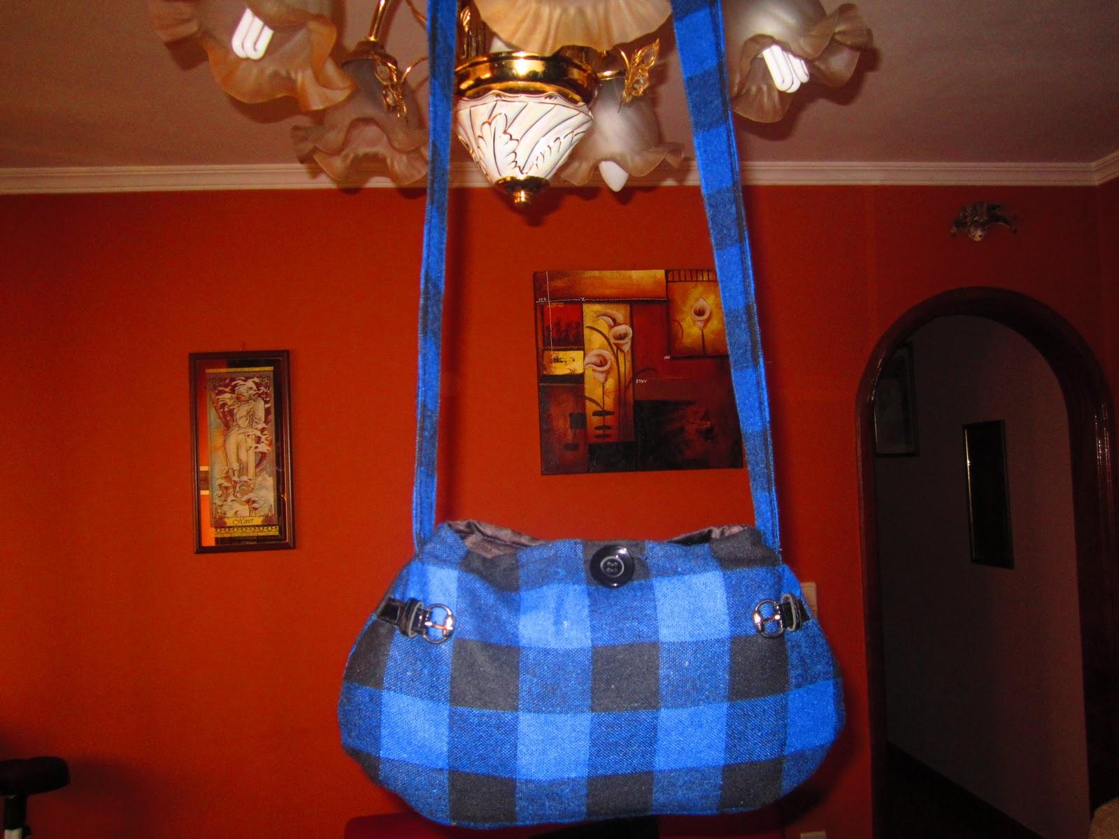 Bolsa De Tecido Linda : Artes da linda bolsa de tecido