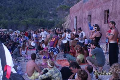 comuna hippy en ibiza