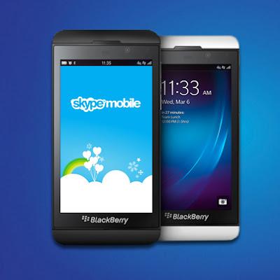Los que han comprado o van a comprar el BlackBerry Z10 y quieren que la aplicación de Skype esté disponible en BlackBerry 10 muy pronto podrán descargar está aplicación. El equipo de Skype el día de hoy ha dado un mensaje en el cual confirma que la aplicación estará disponible para esté próximo 15 de Abril. Ellos afirman que los usuarios de BlackBerry 10 pronto podrán descargar y usar Skype: Un informante anónimo ha indicado que el muy esperado Skype para BlackBerry 10 llegará a la plataforma el 15 de abril, Skype había confirmado previamente que va a trabajar en