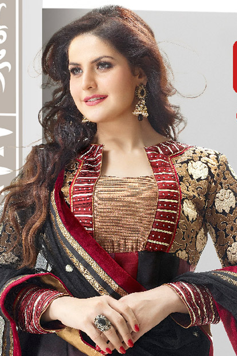 Zarine Khan In White Dress