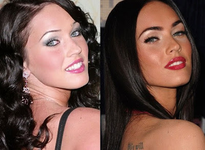 Megan Fox antes da fama