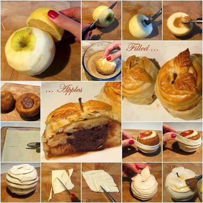 DIY Apple Dessert