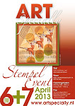 Art Specially Event 6 en 7 april 2013 in Zeist