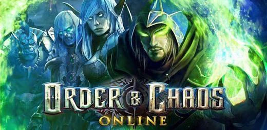 Order & Chaos Online v1.12 FULL ANDROID-P2P