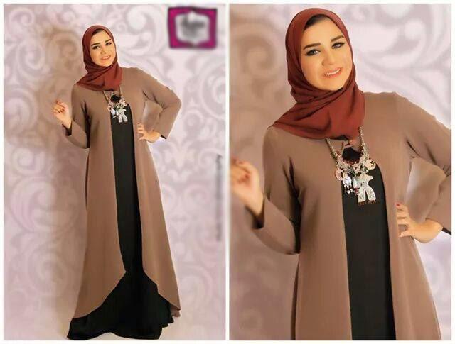 Abaya femme