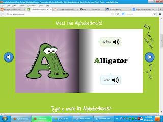 Alphabetmals � Belajar Alpabet dan Binatang