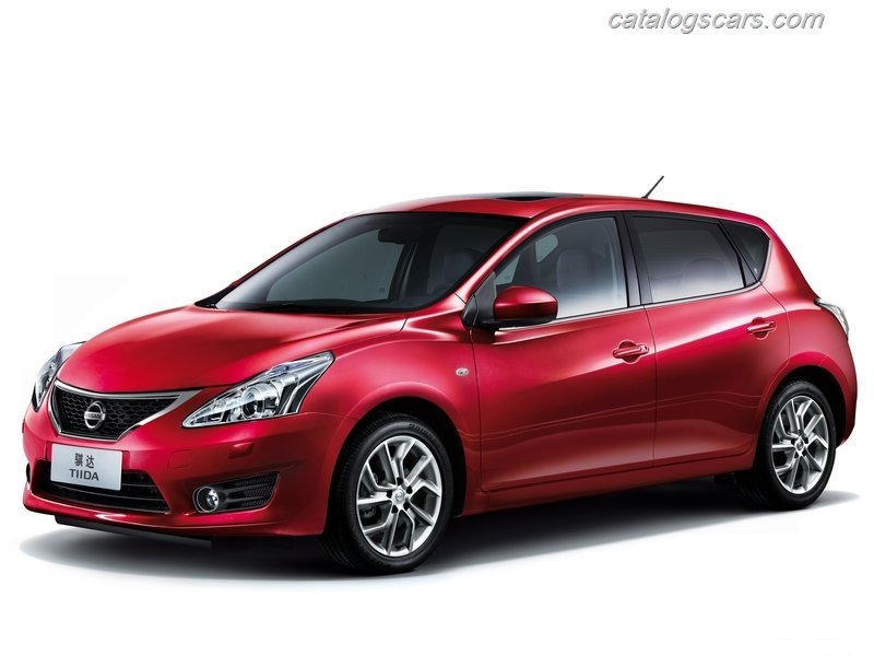 ��� ����� ����� ���� 2014 - ���� ������ ��� ����� ����� ���� 2014 - Nissan Tiida Photos