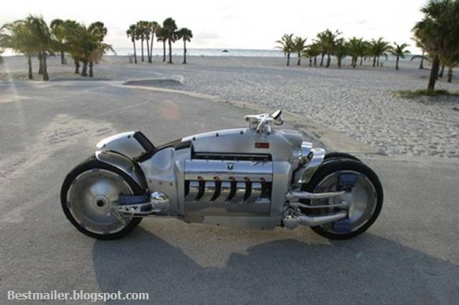 Worlds fastest bike - The Tomahawk.1