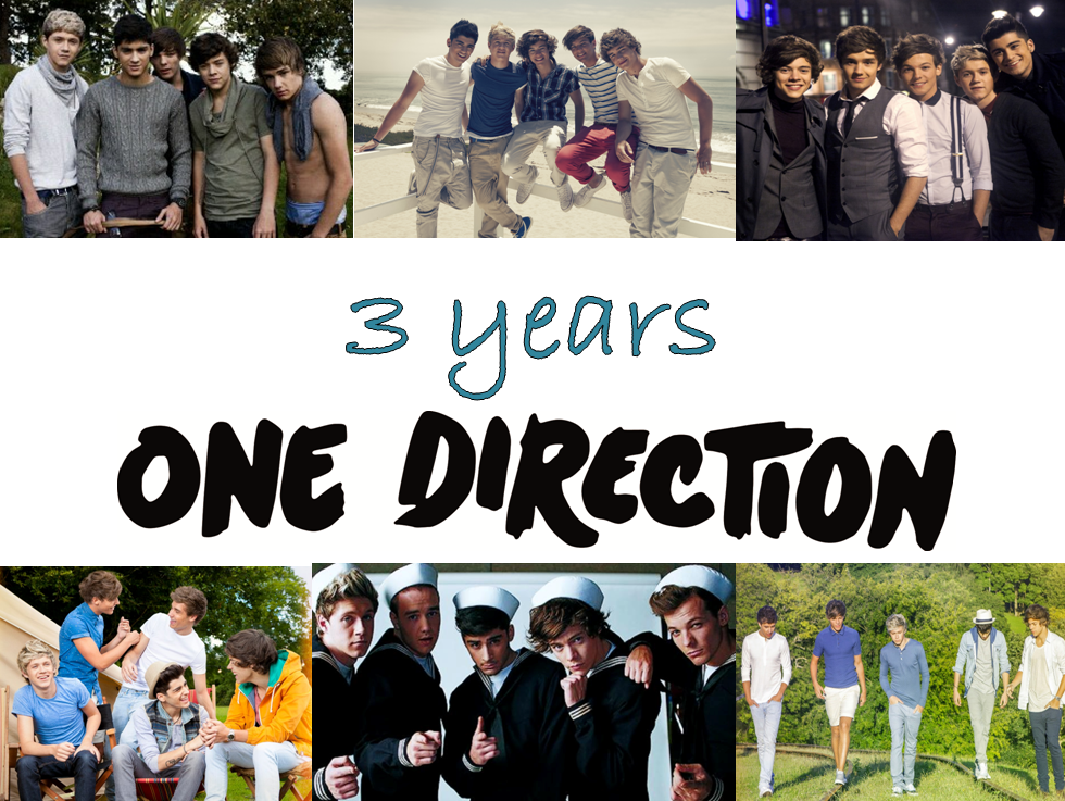 ♥ 3 anos ♥