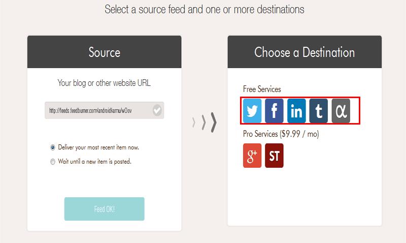 pilih aja sosial media