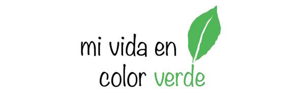 Mi vida en color verde