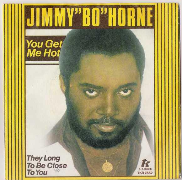 Jimmy Bo Horne Goin Home For Love