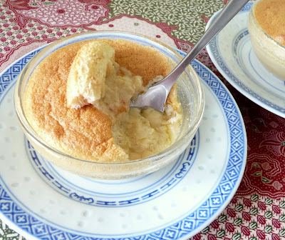 Maple Sponge Pudding