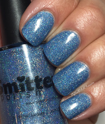 Smitten Polish Color of the Year Duo: Serenity NOW