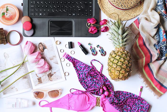 Bikinis and Pineapples