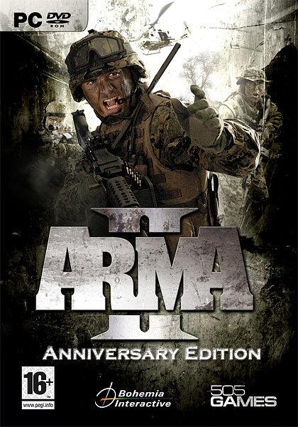Arma 2 Anniversary Edition PC Full Español