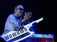 Stevie Wonder Pukau Java Jazz Fest (JJF 2012)