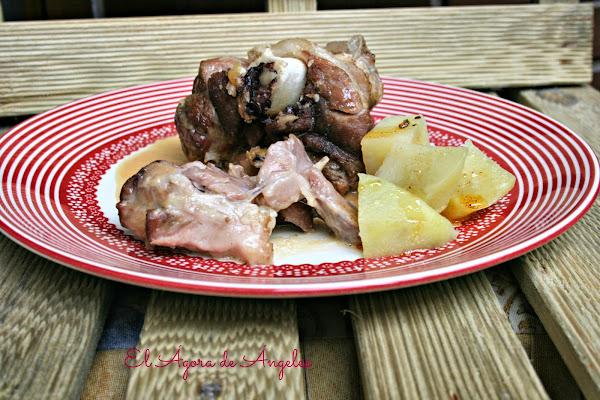Guisados cocinar en casa es for Cocinar patas de cerdo