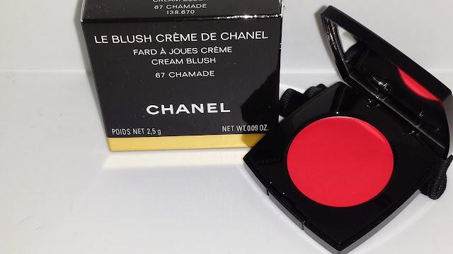 67 CHAMADE LE BLUSH CREME DE CHANEL