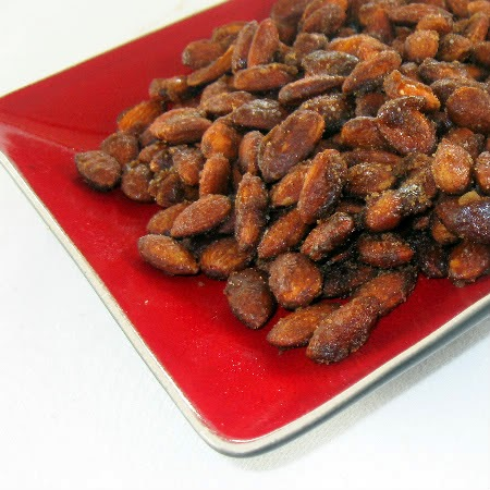 Candied Seven Spice Almonds Recipes — Dishmaps