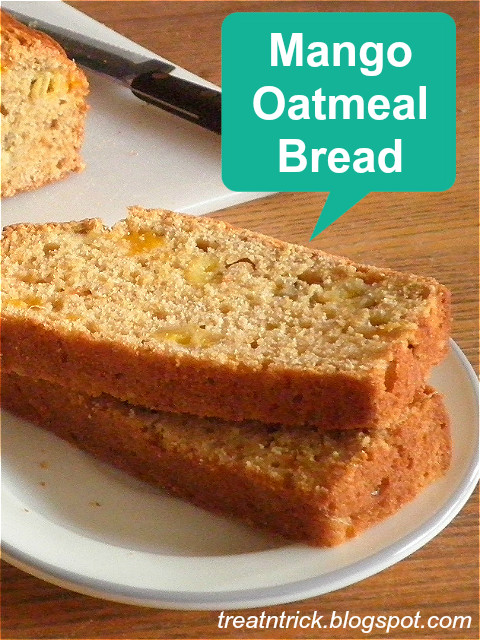 Quick Bread Recipe @ http://treatntrick.blogspot.com