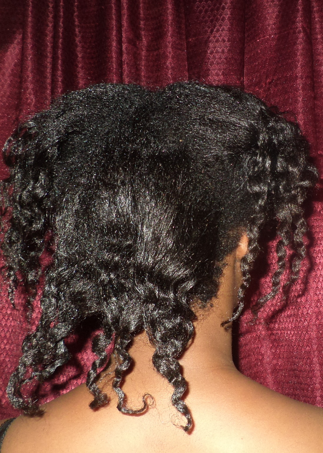 23 weeks post relaxer