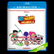 ¡Jóvenes Titanes en acción! La película (2018) BRRip 720p Audio Dual Latino-Ingles
