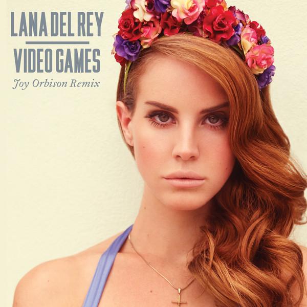 Lana Del Rey - Video Games (Joy Orbison Remix) - Single Cover