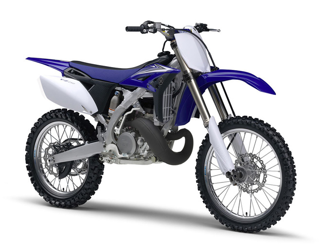 2010 yamaha yz250 2 stroke new motorcycle racing review for Yamaha yz250 2 stroke