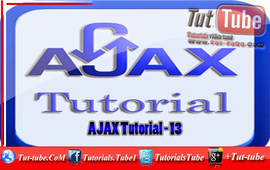 AJAX Tutorial - 13 - Setting up the Web Page