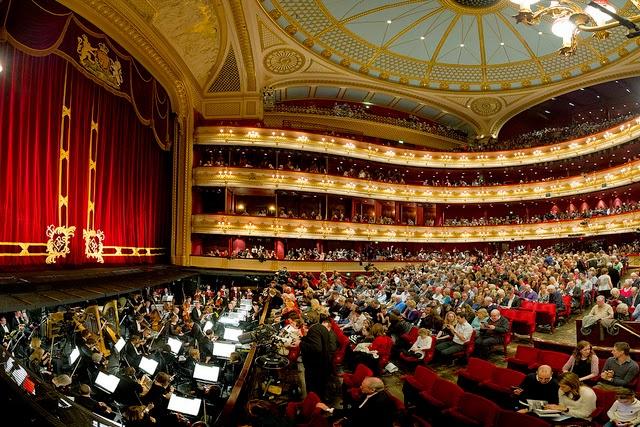 The Royal Opera House auditorium © ROH / Sim Canetty-Clarke
