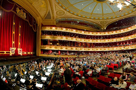 The Royal Opera House auditorium © ROH / Sim Canetty-Clarke