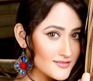 Foto dan Biodata Artis Cantik Aditi Sajwan Pemeran Natkhat di Serial BaalVeer ANTV