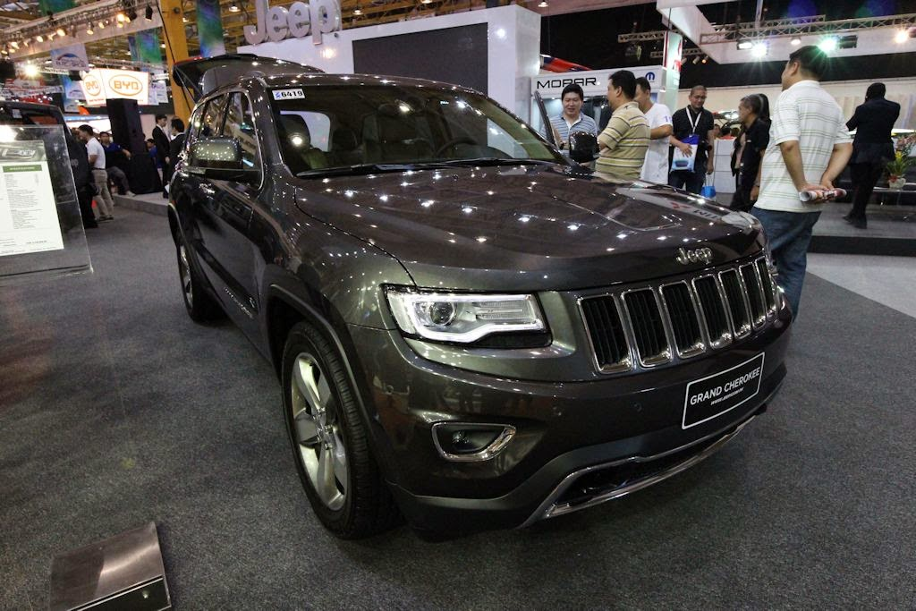 new car releases 2014 philippinesMIAS 2014 Jeep Grand Cherokee Levels Up w Complete Specs